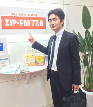 2016年3月19日 ZIP-FM/「animal SOS」